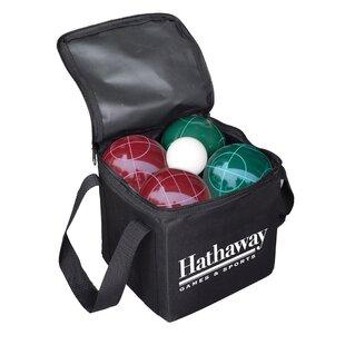 Hathaway Games Bocce Ball Set