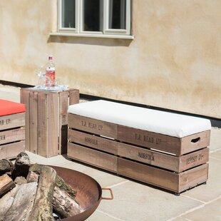 Chambersville Storage Bench By Sol 72 Outdoor