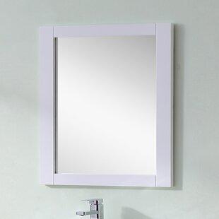 Latitude Run Hodgeman Wall Mirror