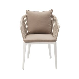 Donna Garden Chair With Cushion By Sol 72 Outdoor