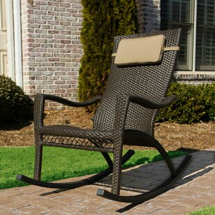 Tuscan Lorne Rocking Chair by Tortuga Outdoor