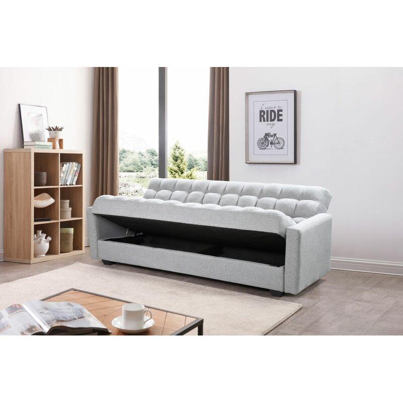 Ebern Designs Breazeale 3 In 1 Sofa Bed