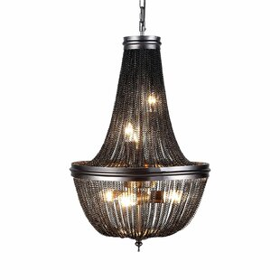 Rosdorf Park Lininger 6-Light Chandelier