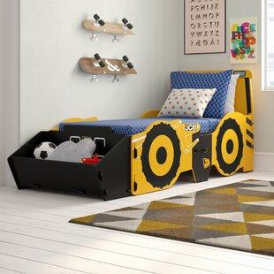 Single Car Bed By Zoomie Kids
