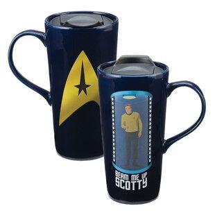 Star Trek 20 oz. Heat Reactive Travel Mug