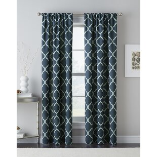Block Print Curtains