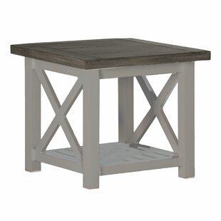 Summer Classics Cahaba Wrought Aluminum Side Table