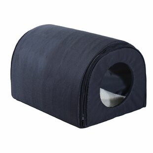 Sensational Outdoor Heated Cat Bed Wayfair Download Free Architecture Designs Rallybritishbridgeorg
