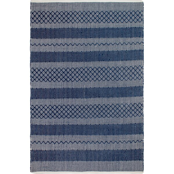 Estate Hand Woven Blue Indoor Outdoor Area Rug Reviews Allmodern