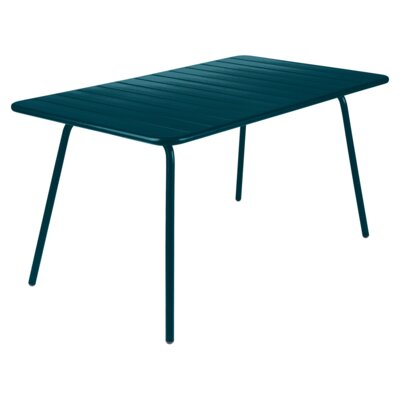 Luxembourg Metal Dining Table by Fermob Read Reviews