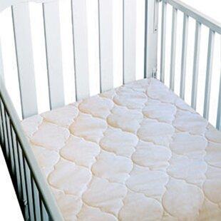 Top Reviews Waterproof 3-Ply Crib Pad ByBargoose Home Textiles