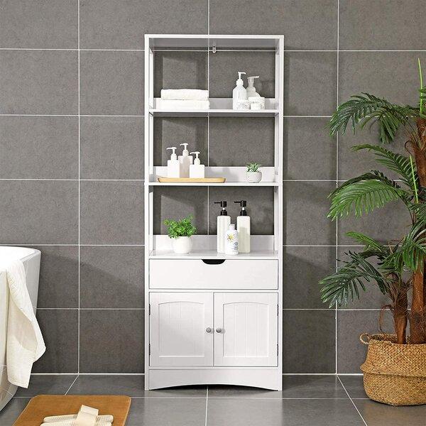 Tall Skinny Bathroom Cabinet Wayfair