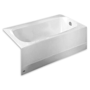 Cambridge 60 x 32 Alcove Soaking Bathtub by American Standard