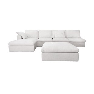 Arseni Modular Sectional with Ottoman