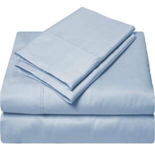 Bare Home 300 Thread Count Egyptian Quality Cotton Sheet Set
