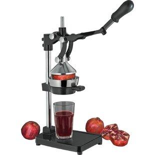 The Press Pomegranate and Orange Juicer