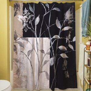 african print shower curtains | wayfair