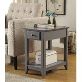 Sturdivant End Table with Storage by Alcott Hill®