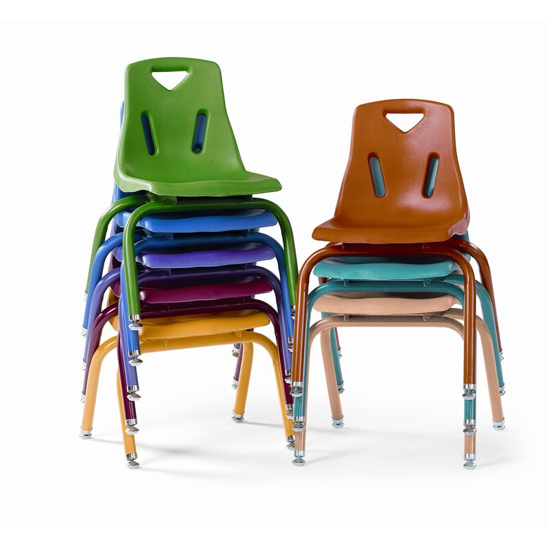 Superbe Berries Plastic Chair