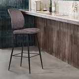 Claribel Bar & Counter Stool by Williston Forge