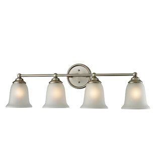 Affordable Kellie 4-Light LED Vanity Light By Charlton Home