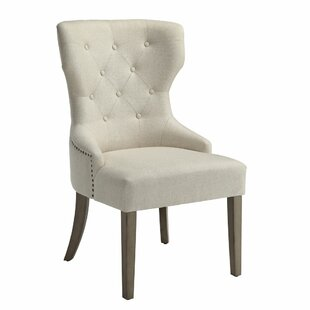 Ophelia & Co. Volpe Luxurious and Comfy Upholstered Dining Chair