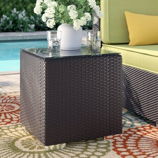 Brentwood Side Table by Sol 72 Outdoor Read Reviews