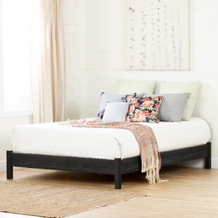 South Shore Step One Essential Platform Bed