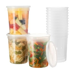 25 Container Food Storage Set (Set of 25)