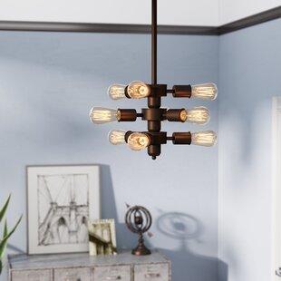 Trent Austin Design Kaleigh 9-Light Sputnik Chandelier