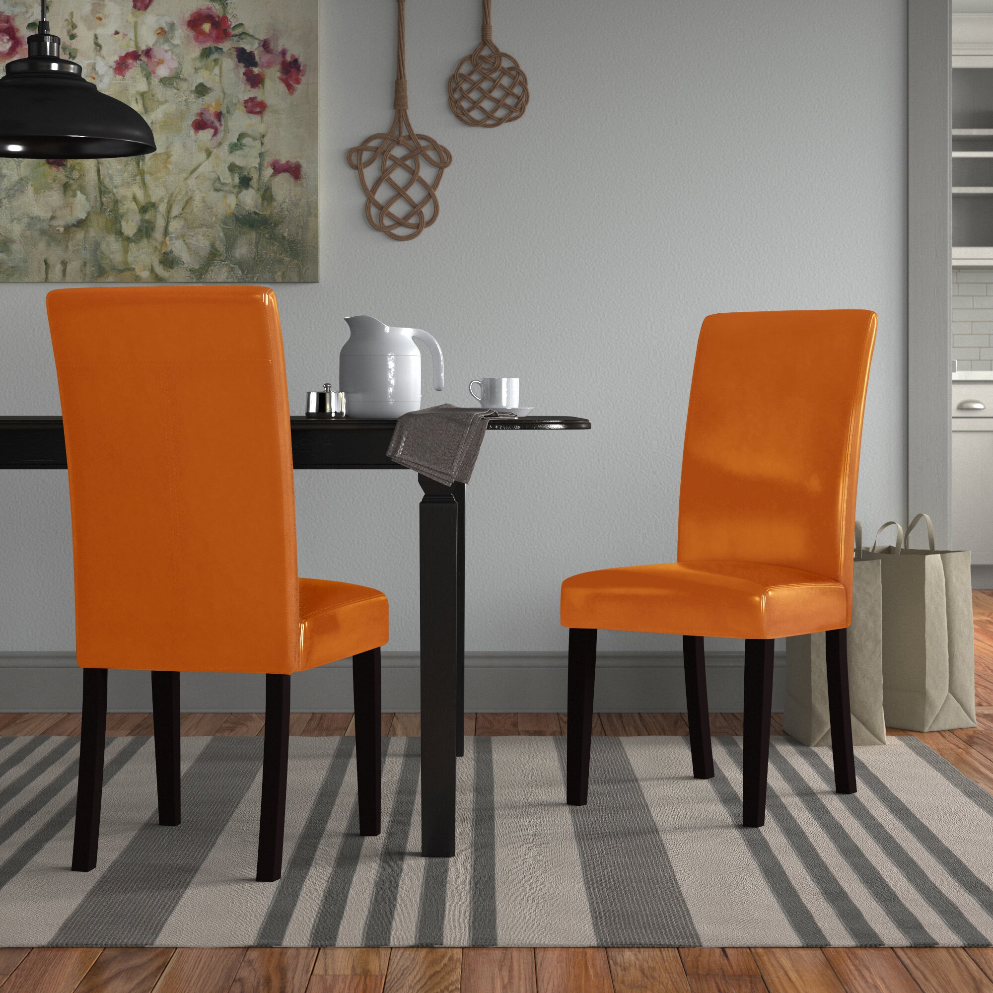 Upholstered Kitchen Dining Chairs You Ll Love In 2021 Wayfair