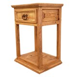 Fredson 1 Drawer Nightstand by Millwood Pines
