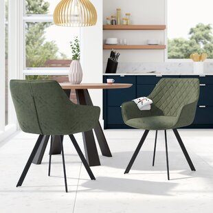 Almeida Upholstered Dining Chair (Set of 2)