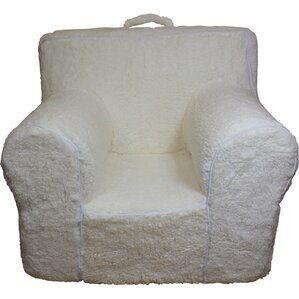 Kids Armchair Slipcover by..
