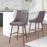Blaisdell 24 Counter Stool (Set of 2) by Mercury Row