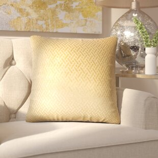 Pawel Solid Down Filled Throw Pillow