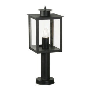 Bowles 1-Light Pedestal Light By Marlow Home Co.