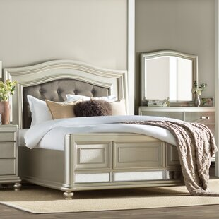 Guillaume Upholstered Platform Bed