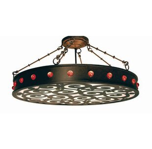 2nd Ave Design Jules 16-Light Pendant