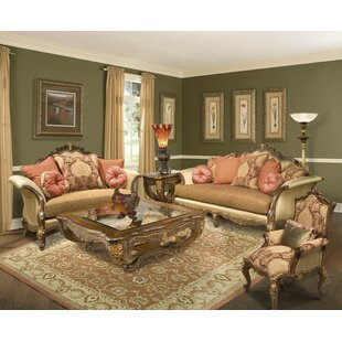 Regalia 2 Piece Coffee Table Set