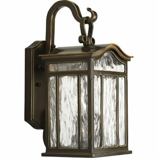 Triplehorn 2-Light European Wall Lantern