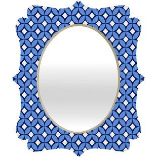 East Urban Home Quatrefoil Accent Mirror