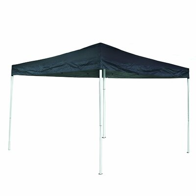 13 Ft. W x 10 Ft. D Steel Pop-Up Canopy ALEKO Color: Blue