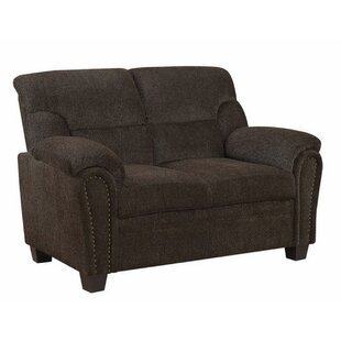 Shop For Moorhead Loveseat by Red Barrel Studio Reviews (2019) & Buyer's Guide