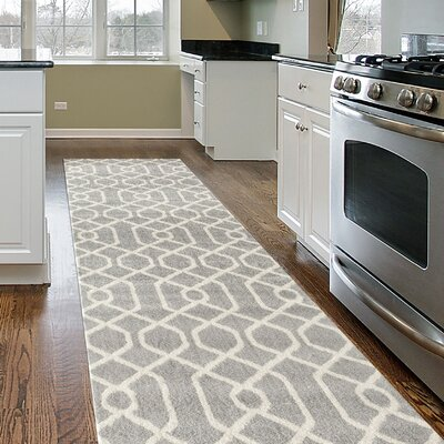 Geometric Gray Amp Silver Area Rugs You Ll Love In 2020