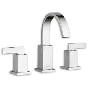 American Standard Times Square Standard Bathroom Faucet Lever with Drain Assembly