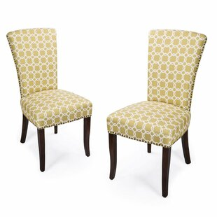 Adeco Trading Parsons Chair (Set of 2)