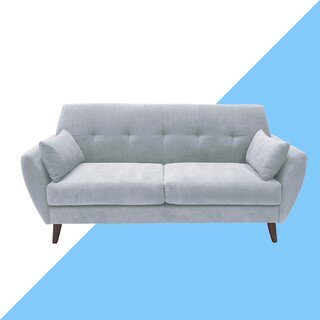 Alsacia Loveseat by Hashtag Home SKU:BD976430 Information