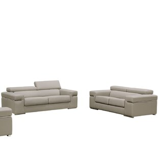 Great Price George Configurable Living Room Set by Orren Ellis Reviews (2019) & Buyer's Guide