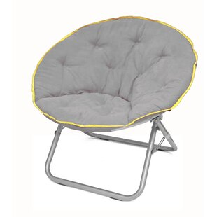 Urban Shop Plush Papasan Chair
